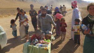 Аресты ИГ в Ираке – мирные жители возвращаются домой
