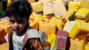 Война в Йемене убивает детей тысячами