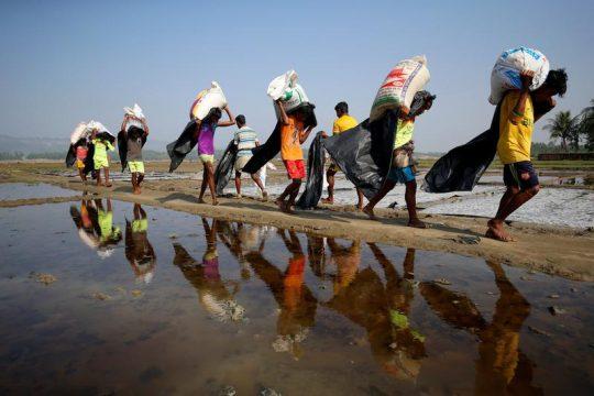 Руководство Мьянмы объявило оначале репатриации беженцев-рохинджа