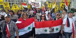 антивоенные протесты в США
