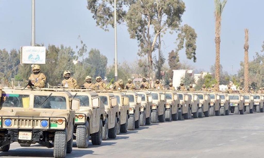 Президент Египта продлил режим чрезвычайного положения вгосударстве