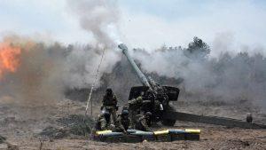 Донбасс. Оперативная лента военных событий 16.04. 2018