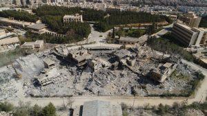 Сводка событий в Сирии и на Ближнем Востоке за 16 апреля 2018 года