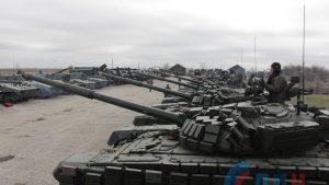 Донбасс. Оперативная лента военных событий 17.04. 2018