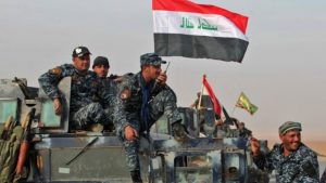 Приграничные районы Ирака активно зачищают от ИГ