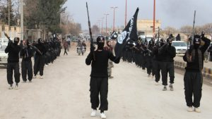 Смертные казни боевиков ИГ в Ираке