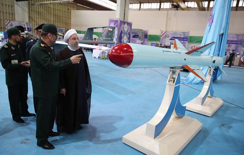 Иран представил ракетный комплекс, созданный для  борьбы сБПЛА