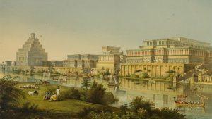 ЮНЕСКО восстановит древний ассирийский город Нимруд