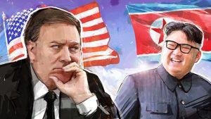 Состоялась встреча Ким Чен Ына и Майка Помпео