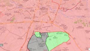 Атака САА на юге Дамаска под угрозой срыва