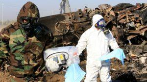 МИД РФ: в Восточной Гуте найдены дымовые шашки из Солсбери