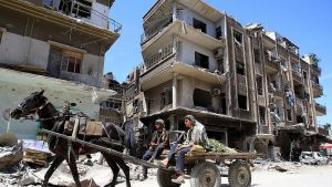 Сводка событий в Сирии и на Ближнем Востоке за 19 апреля 2018 года