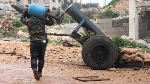 52 человека пострадали при обстреле боевиками Дамаска