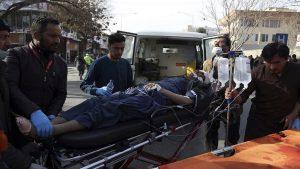 На востоке Афганистана прогремел взрыв