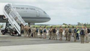 Новая Зеландия отправила войска в Ирак