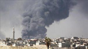 Американская коалиция нанесла авиаудары по ИГ, погибли мирные