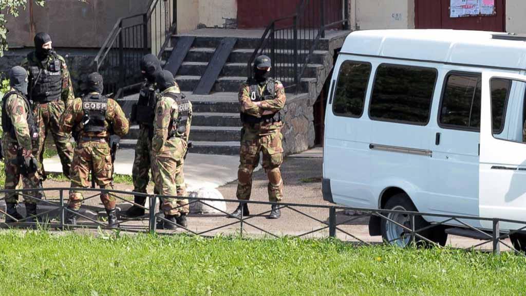 ФСБ предотвратила теракты вСтавропольском крае