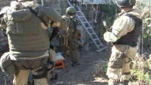 В Дербенте ликвидированы четверо боевиков