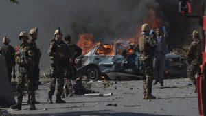 10 человек пострадали в результате теракта в афганском Джелалабаде