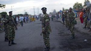 В Бурунди прогремел взрыв