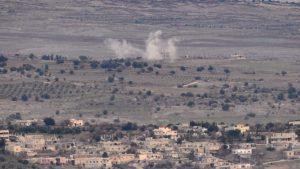 Израиль нанес ракетный удар по позициям сирийской армии