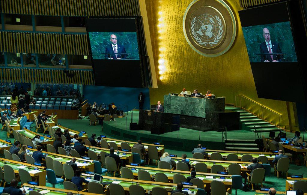 Запад отыскал способ обхода вето Российской Федерации вСовете безопасности ООН