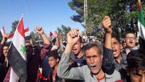 Восточный Каламун празднует отъезд боевиков