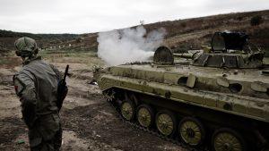 Донбасс. Оперативная лента военных событий 26. 04. 2018