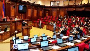 Республиканцы потеряли большинство в парламенте Армении