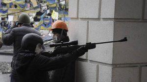 Экс-министр Украины: на «майдане» действовали три разных группы снайперов