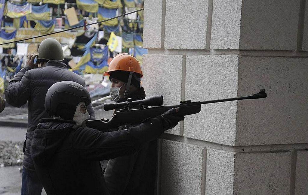 На «майдане» действовали три различных группы снайперов— Экс-министр Украины