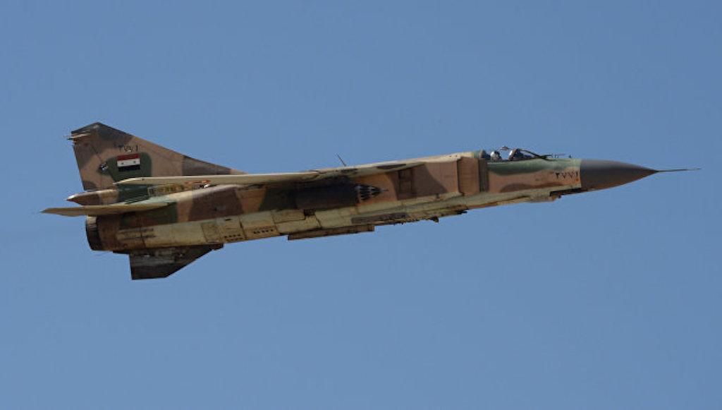 Минобороны РФ: армия Сирии заканчивает разгромИГ впригороде Дамаска