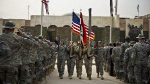 Пентагон заявил о прекращении военной операции против ИГ в Ираке