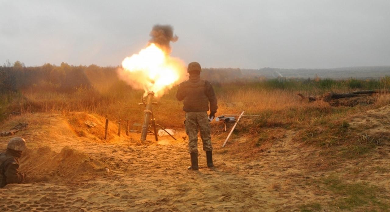 Конфликт вДонбассе перешел в«горячую» фазу— Лидер ЛНР