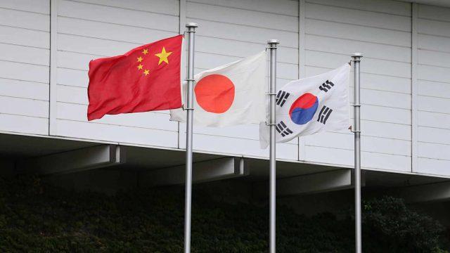 Лидеры Японии, Китая иЮжной Кореи встретятся вТокио 9мая