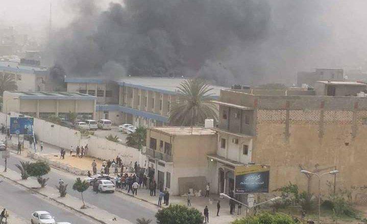 При нападении боевиков наизбирком вЛивии погибли семь человек