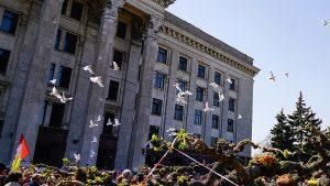 Пропасть: Два подхода к Одесской трагедии в Донбассе и на Украине