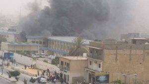 ИГ атаковал офис избирательной комиссии в Ливии