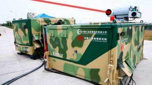 СМИ: на самолеты ВВС США были направлены лазеры с территории базы КНР
