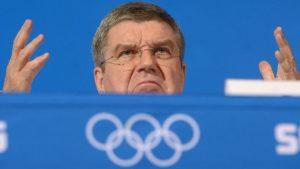 МОК обжалует оправдательные решения CAS по российским спортсменам