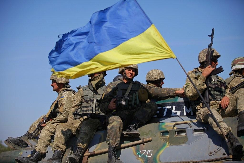 ВСУ восемь раз засутки обстреляли территорию ЛНР