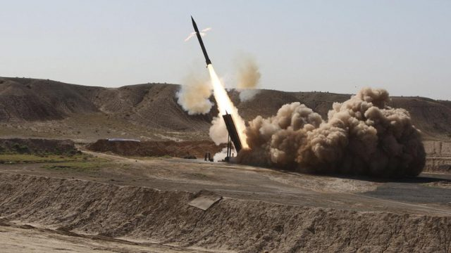 Саудовская Аравия сбила две ракеты, запущенные стерритории Йемена