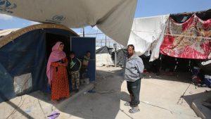 В иракской предвыборной кампании забыли о перемещенных гражданах