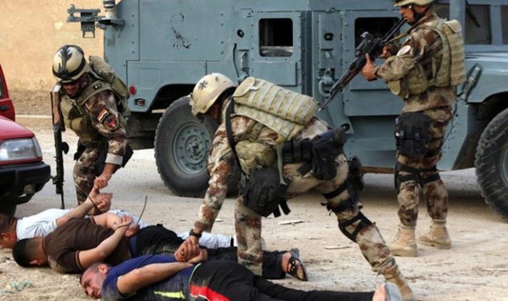Иракские самолеты ударили попозициямИГ вСирии