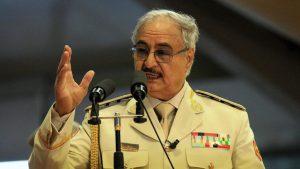 Ливийская Национальная армия начала операцию по освобождению Дерны