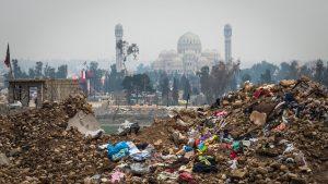 Запах смерти в Мосуле — последствия иракской войны