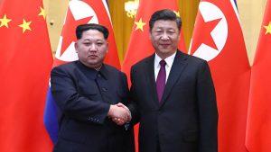 Главы КНДР и Китая провели двухдневные переговоры