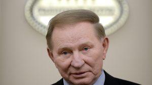 Кучма отводит на «ввод миротворцев» в Донбасс несколько лет