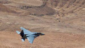 ВВС Израиля нанесли ракетный удар по военным объектам в Сирии