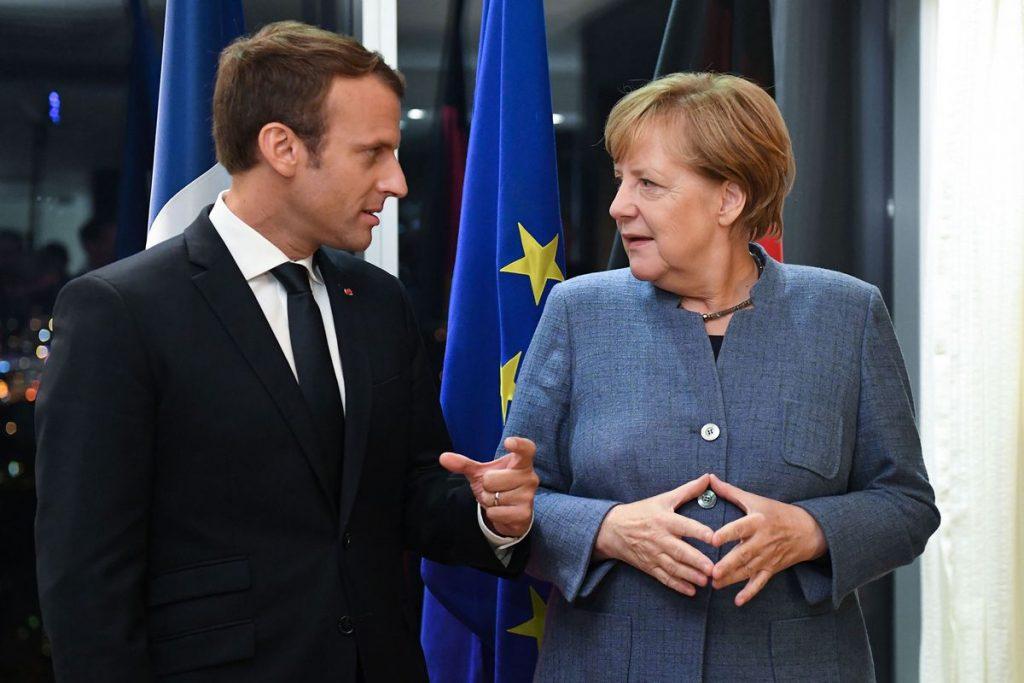 Картинки по запросу Телефонный разговор Меркель и Макрон